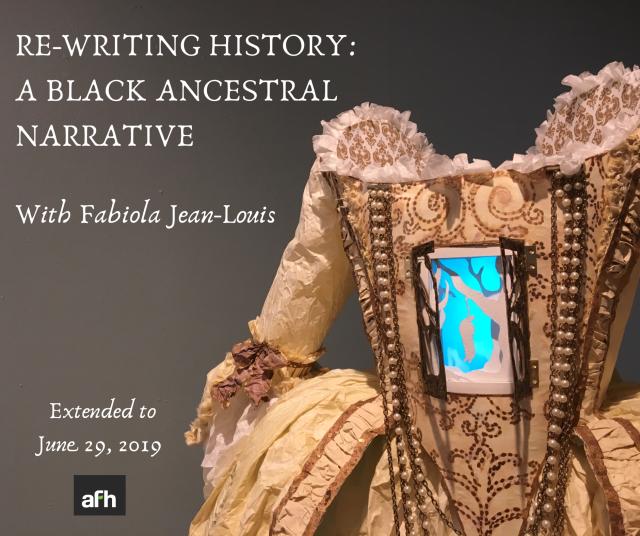 Re-Writing History A Black Ancestral Narrative